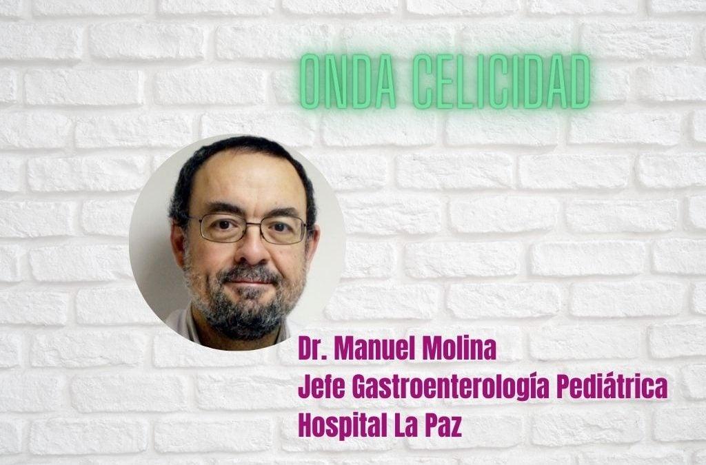 celiaquía en niños Dr. Molina