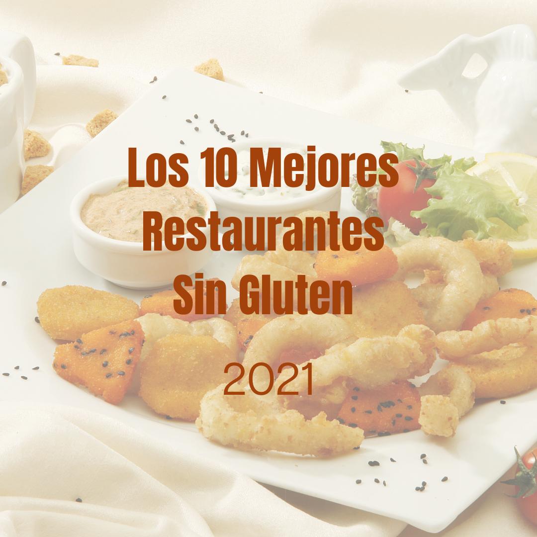 mejores restaurantes sin gluten